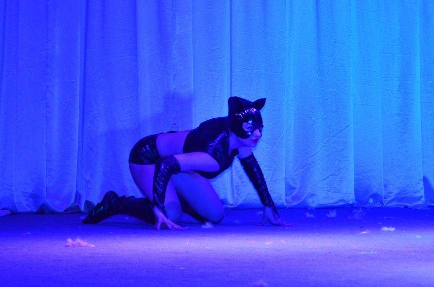 06. Женщина-кошка