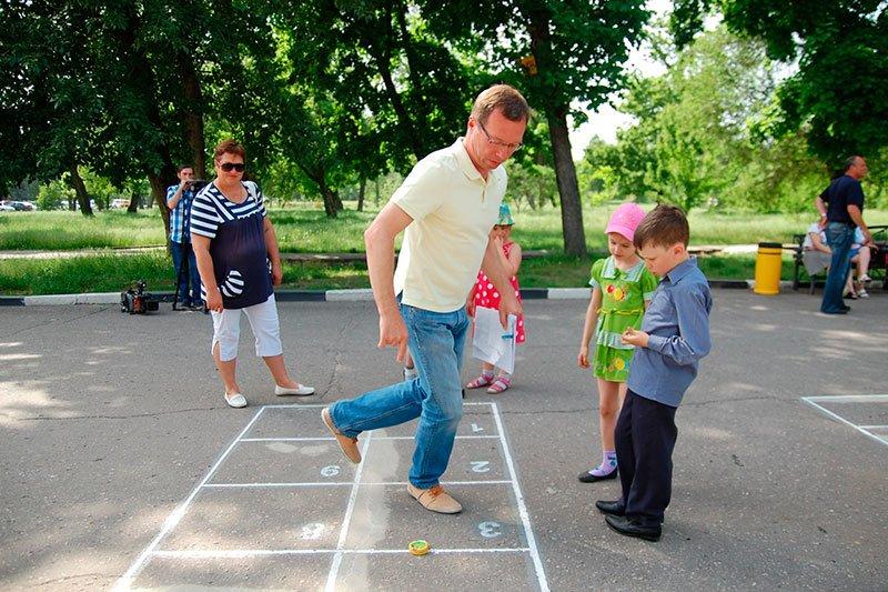 В белгородском центральном парке появились поля для популярной средневековой игры, фото-2