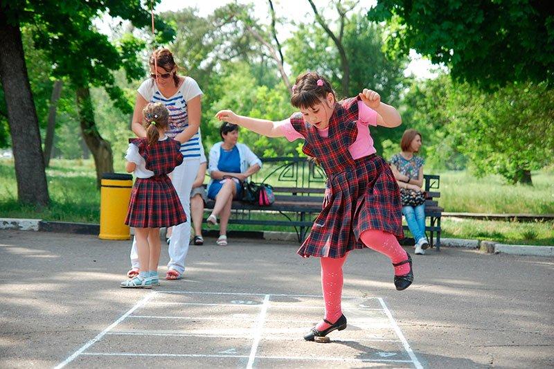 В белгородском центральном парке появились поля для популярной средневековой игры, фото-4