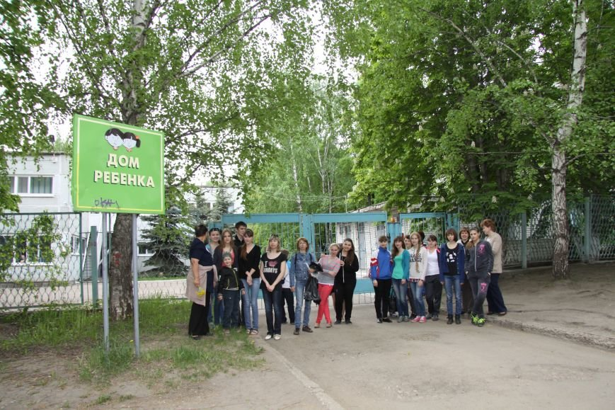 В Ульяновске субботник начался со спортивной разминки, фото-5
