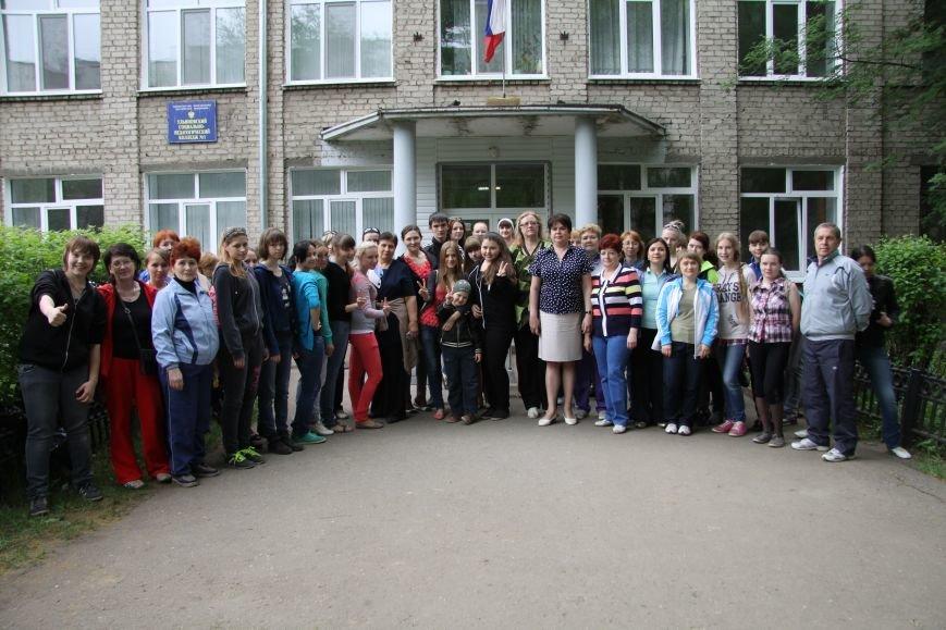 В Ульяновске субботник начался со спортивной разминки, фото-7