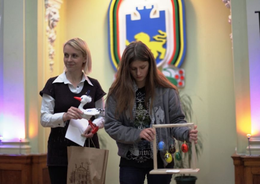 Оксана Благута із Дрогобича