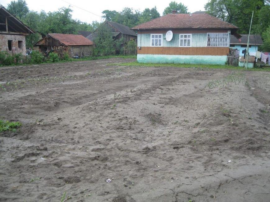 У рідному селі Івана Франка негода змила увесь врожай (ФОТО), фото-2