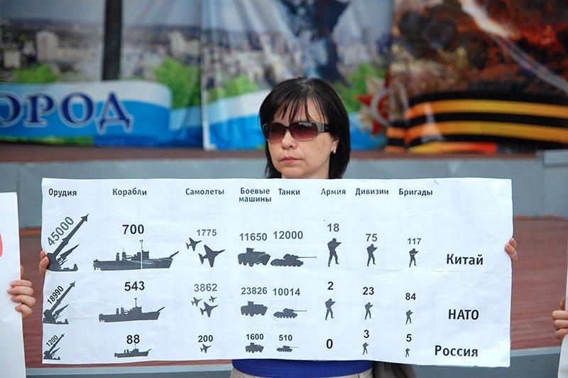 В Белгороде партия «Воля» провела митинг «против войны», фото-2
