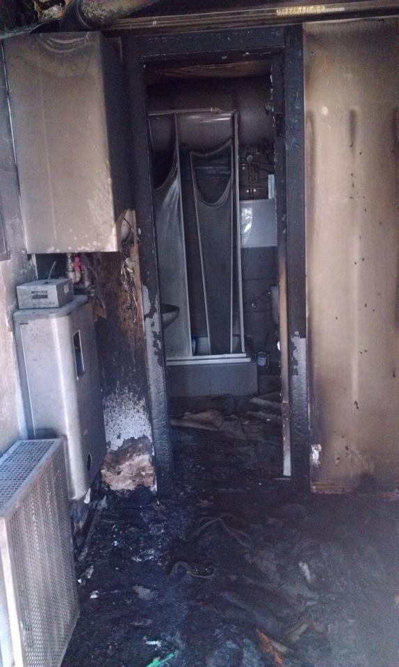 Депутату Цареву, которого «жарко» принимали в Николаеве, сожгли дом (ФОТО), фото-1