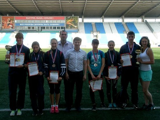 Ялтинские легкоатлеты завоевали 6 медалей на Открытом Всероссийском турнире, фото-4