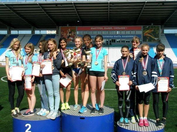 Ялтинские легкоатлеты завоевали 6 медалей на Открытом Всероссийском турнире, фото-1