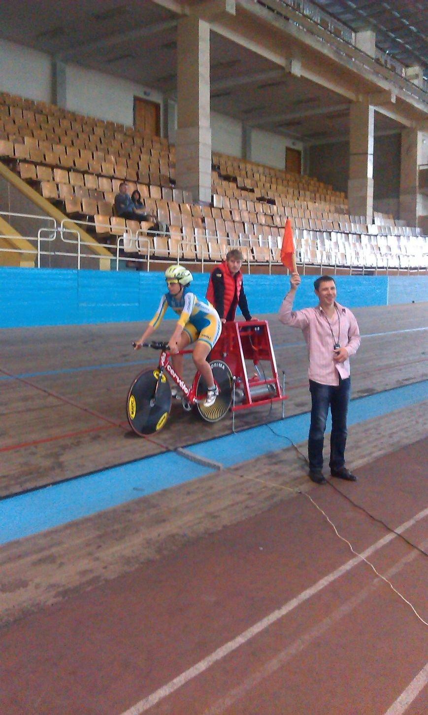 На львівському велотреку розіграли комплекти медалей (ФОТО), фото-1