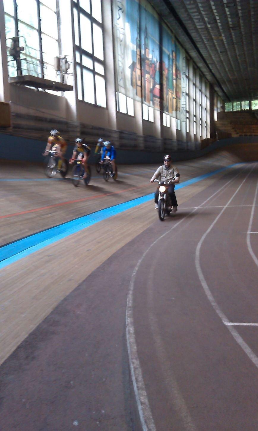 На львівському велотреку розіграли комплекти медалей (ФОТО), фото-2