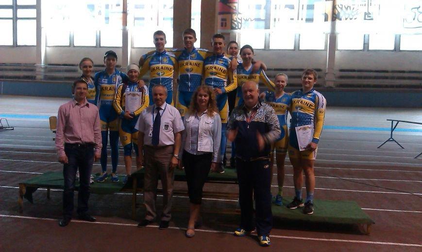 На львівському велотреку розіграли комплекти медалей (ФОТО), фото-4