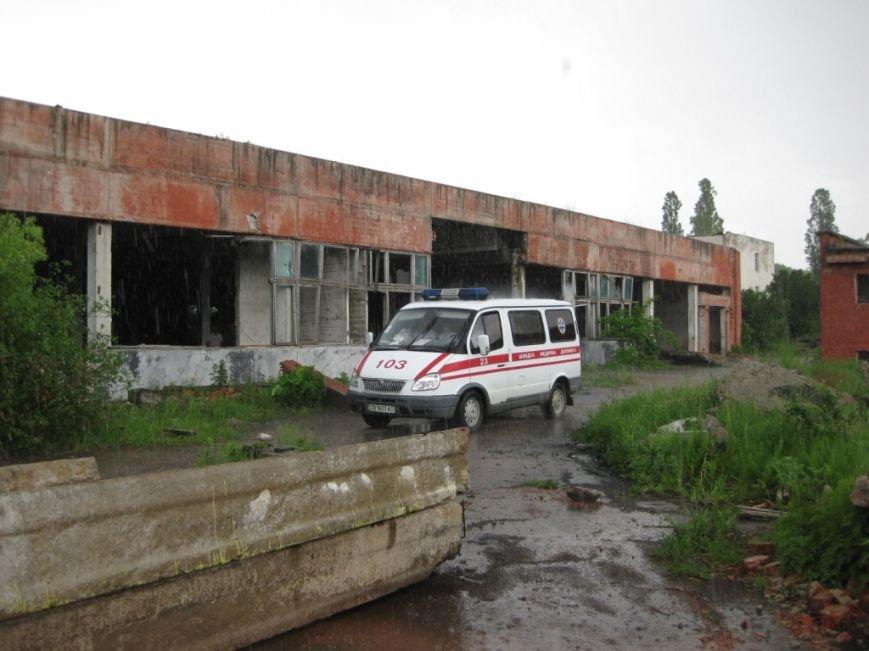 На бывшем льнозаводе возле Чернигова погибли два человека, фото-7