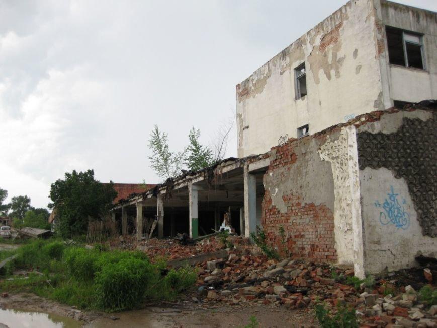 На бывшем льнозаводе возле Чернигова погибли два человека, фото-3