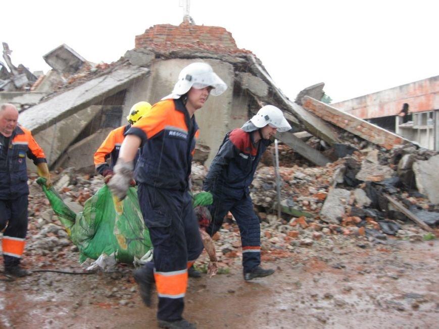 На бывшем льнозаводе возле Чернигова погибли два человека, фото-5