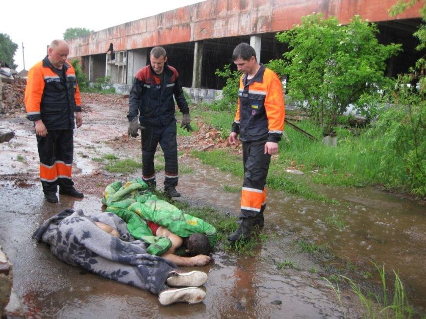 На бывшем льнозаводе возле Чернигова погибли два человека, фото-10