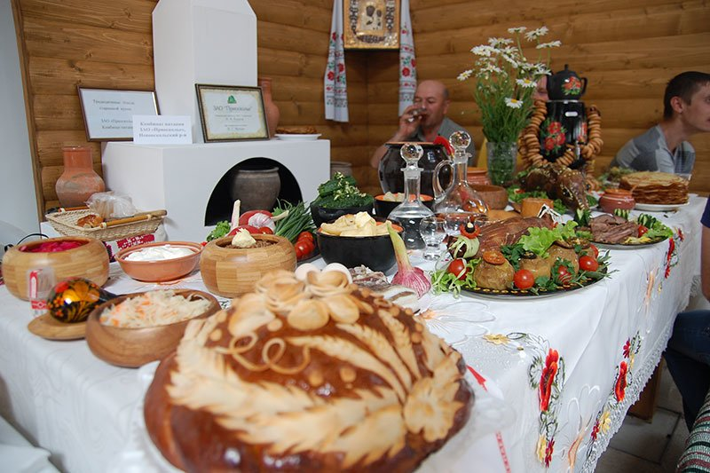 Гостям «Белэкспоцентра» показали, как приготовление еды может стать искусством, фото-1