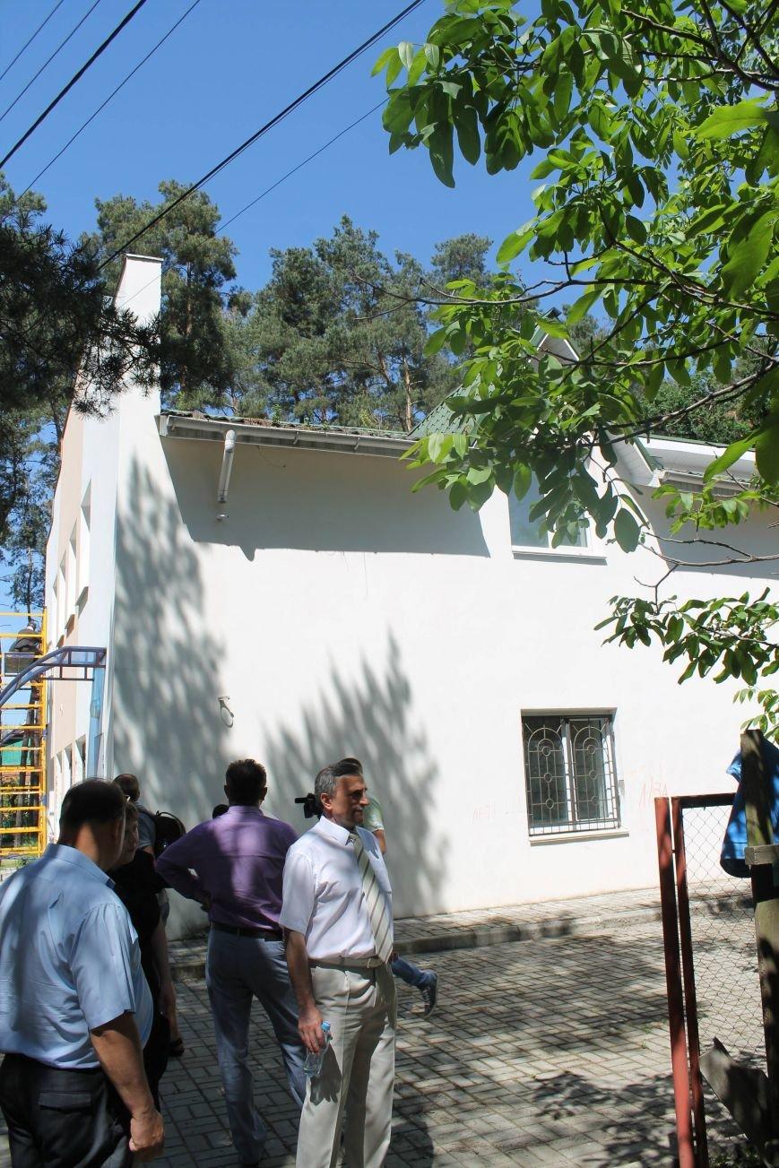 В Сумах для жителей Барановки и Луки откроют больничную амбулаторию за миллион долларов (ФОТО), фото-8