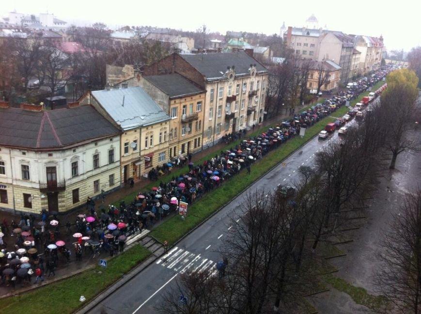 Євромайдану у Львові виповнилось півроку (ФОТОРЕПОРТАЖ), фото-5
