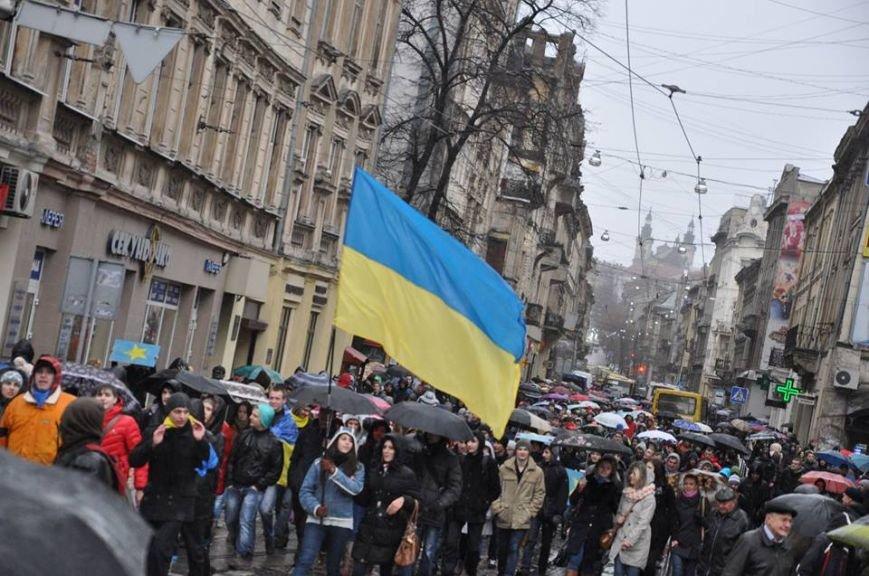 Євромайдану у Львові виповнилось півроку (ФОТОРЕПОРТАЖ), фото-12