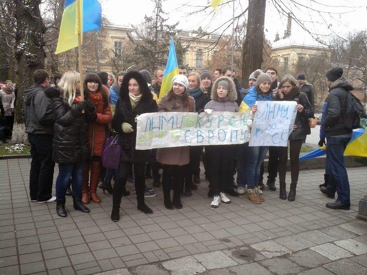 Євромайдану у Львові виповнилось півроку (ФОТОРЕПОРТАЖ), фото-7