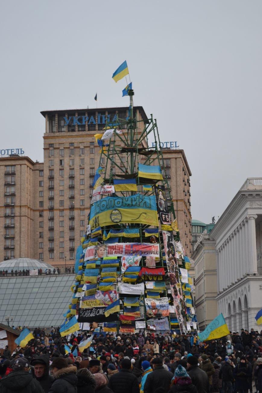 Євромайдану у Львові виповнилось півроку (ФОТОРЕПОРТАЖ), фото-19