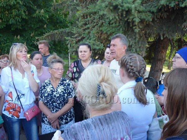 Волонтерская деятельность: женщины Славянска отказались от похода на Карачун, фото-1