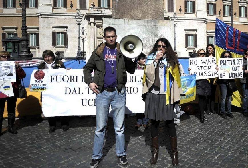 Маріанна Сороневич: італійські ЗМІ висвітлюють події в Україні дуже широко, фото-2