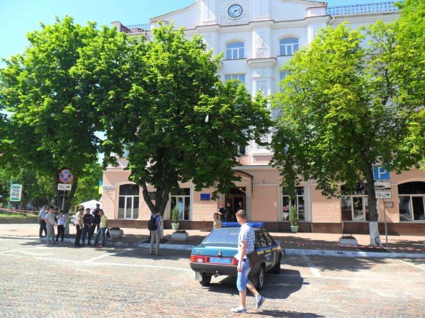 Апелляционный суд в Чернигове заминирован не был, фото-13
