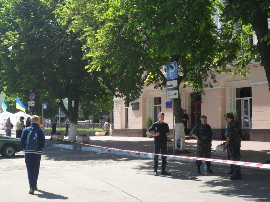 Апелляционный суд в Чернигове заминирован не был, фото-1