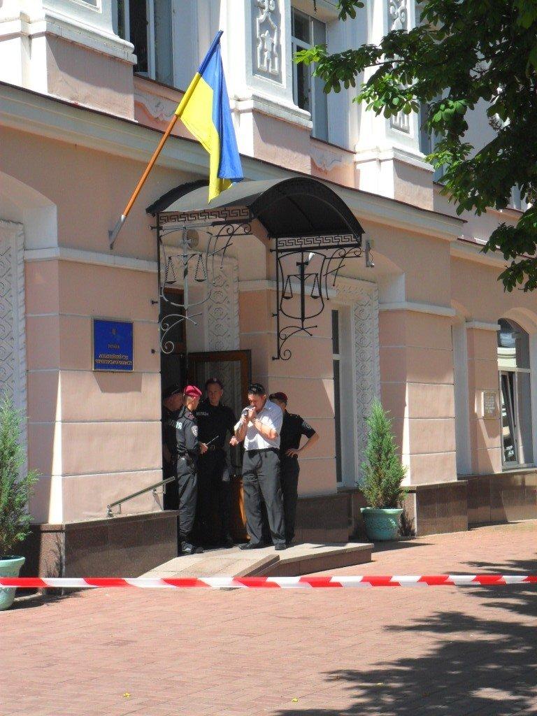 Апелляционный суд в Чернигове заминирован не был, фото-7