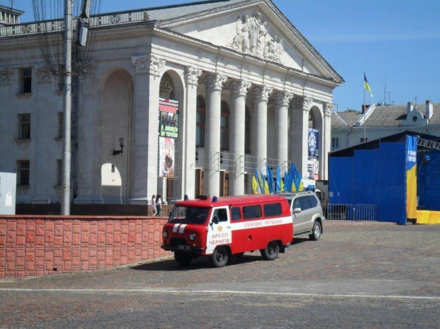 Апелляционный суд в Чернигове заминирован не был, фото-9