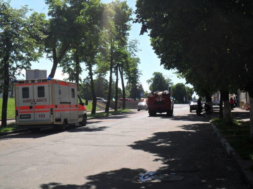 Апелляционный суд в Чернигове заминирован не был, фото-2