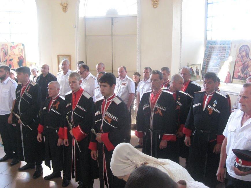 Престольный праздник в Свято-Никольском храме села Великовечного, фото-1