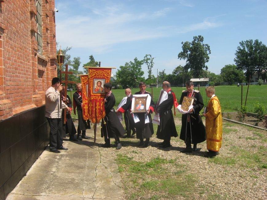Престольный праздник в Свято-Никольском храме села Великовечного, фото-4