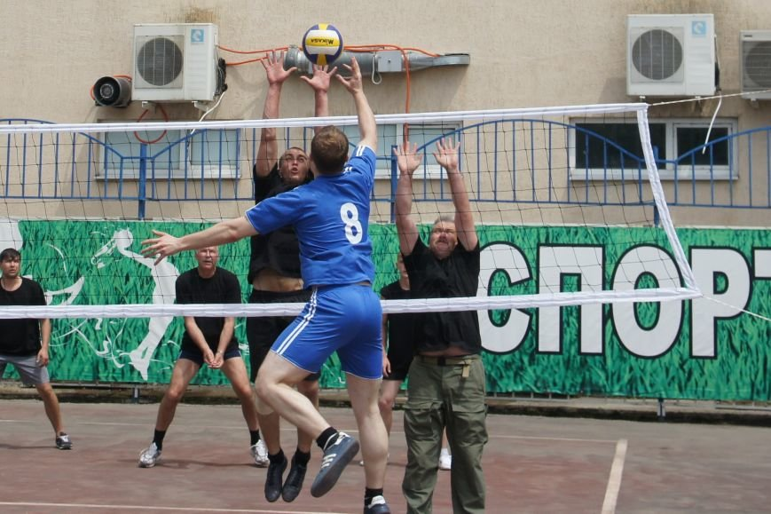 Соревнования по волейболу среди трудовых коллективов г.Белореченска., фото-4