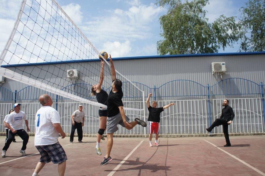 Соревнования по волейболу среди трудовых коллективов г.Белореченска., фото-2