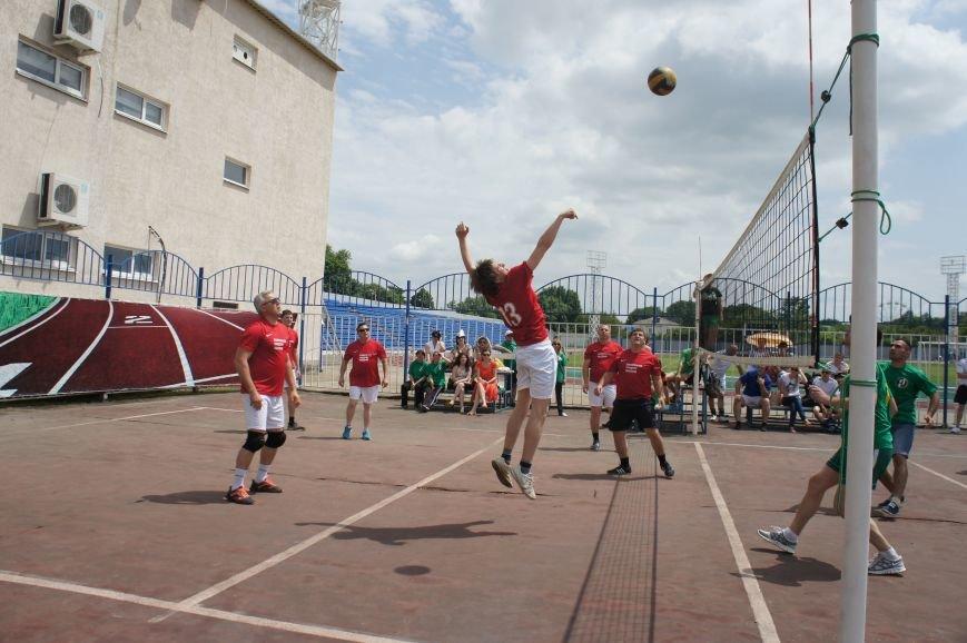 Соревнования по волейболу среди трудовых коллективов г.Белореченска., фото-3