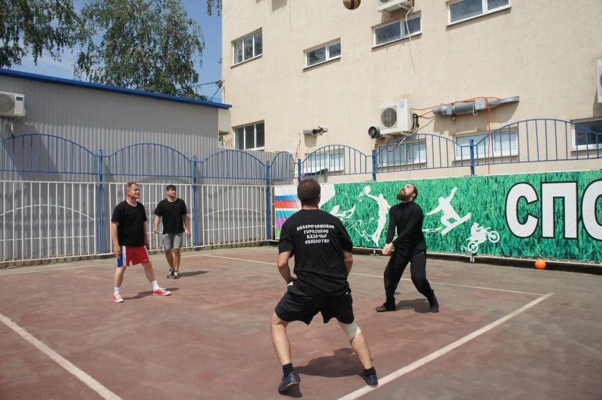 Соревнования по волейболу среди трудовых коллективов г.Белореченска., фото-1