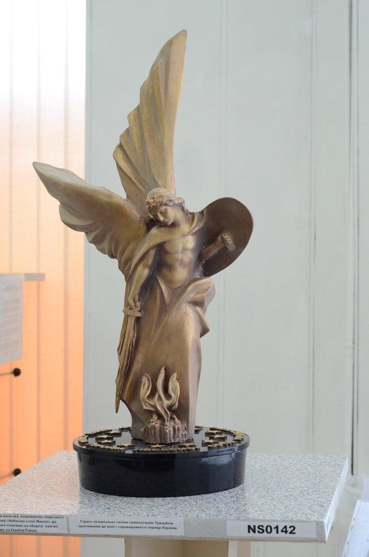 Тернополянам пропонують обрати оптимальний ескіз пам'ятника Героям Небесної Сотні (ФОТО), фото-9