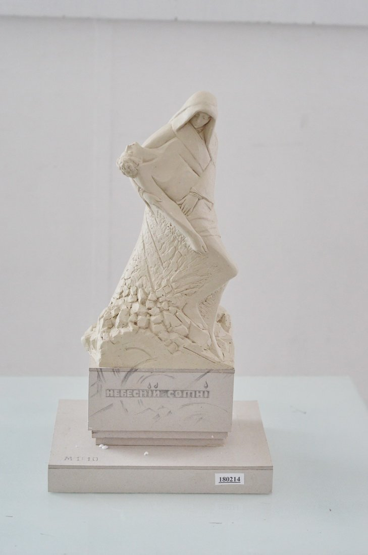 Тернополянам пропонують обрати оптимальний ескіз пам'ятника Героям Небесної Сотні (ФОТО), фото-2