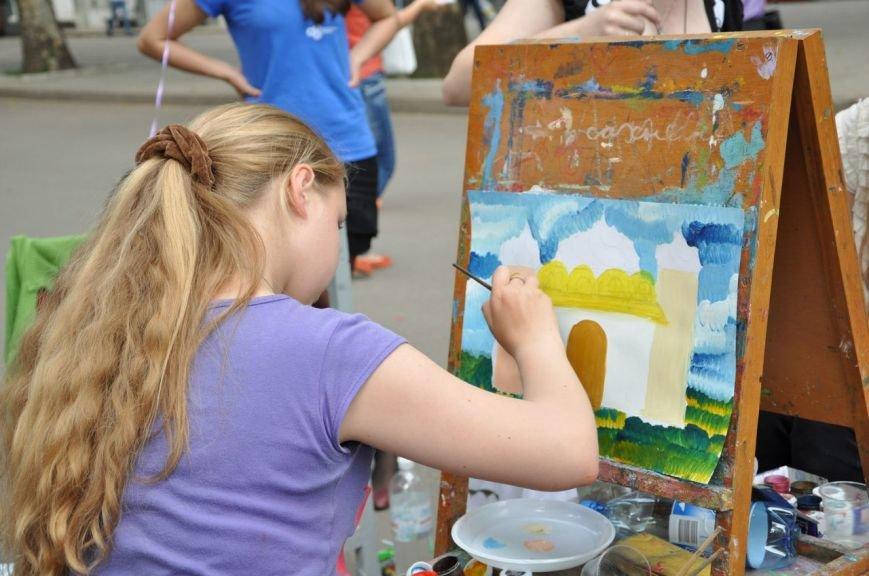 Маленькие николаевцы нарисовали будущее своего города (ФОТО), фото-1