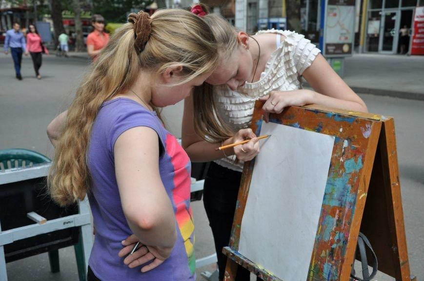 Маленькие николаевцы нарисовали будущее своего города (ФОТО), фото-5