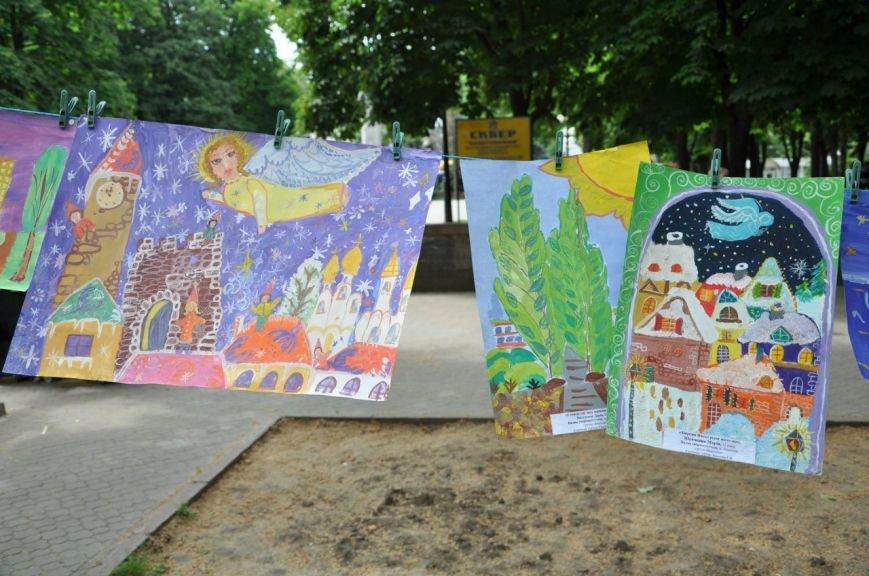 Маленькие николаевцы нарисовали будущее своего города (ФОТО), фото-6