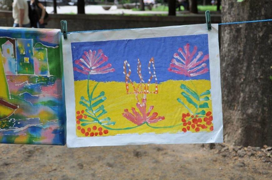 Маленькие николаевцы нарисовали будущее своего города (ФОТО), фото-8