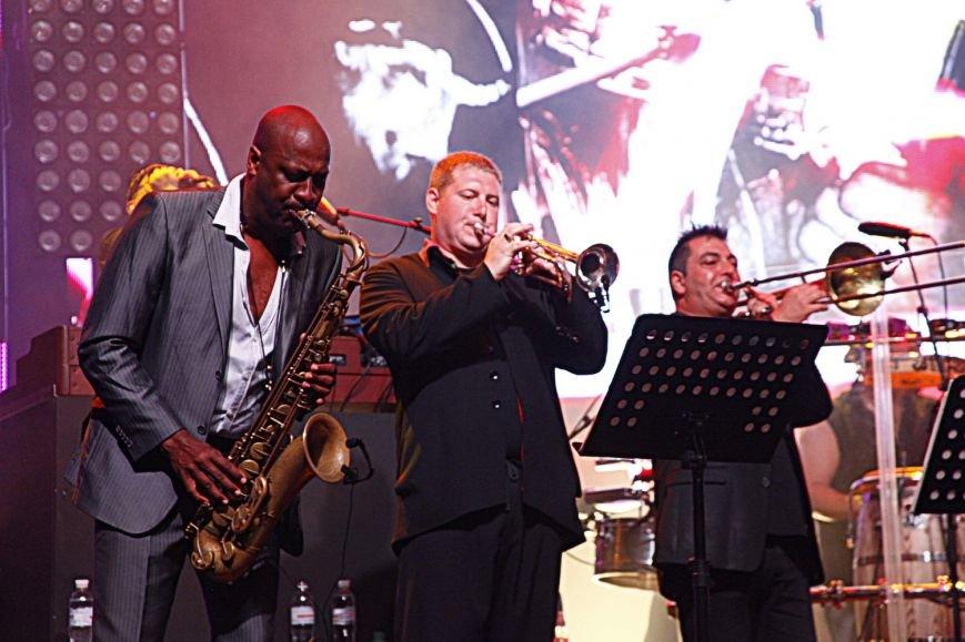 Полный аншлаг - группа D'Black Blues Orchestra подарила вчера  ялтинцам гамму позитивных чувств, фото-6
