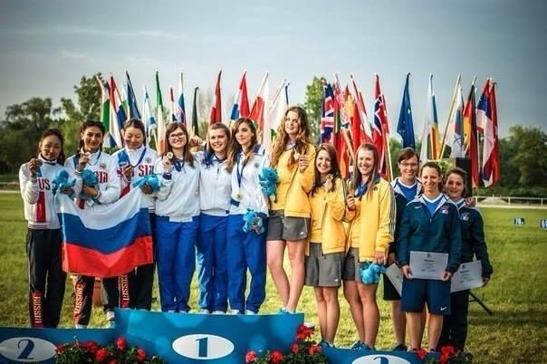 Львівська лучниця перемогла у фіналі росіянку та привезе додому золоту медаль (фоторепортаж), фото-10