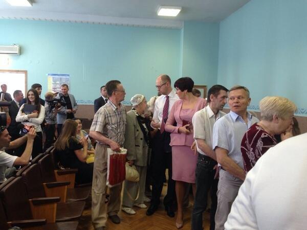 Выборы Президента Украины-2014: только факты, фото-20