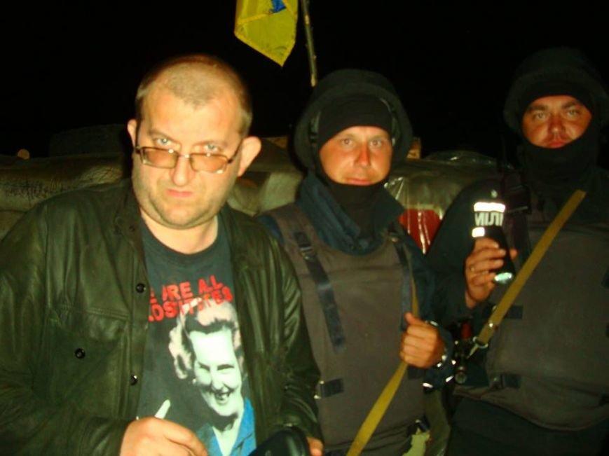 Львівські міліціонери, які добровільно охороняють спокій на сході України, отримають за 33 гривні на добу (фоторепортаж), фото-4