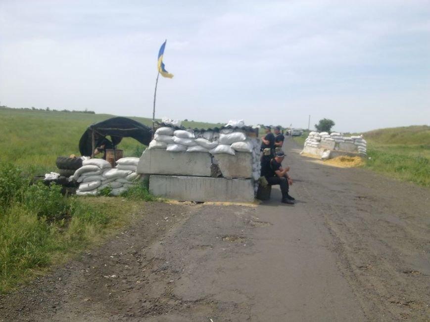 Львівські міліціонери, які добровільно охороняють спокій на сході України, отримають за 33 гривні на добу (фоторепортаж), фото-9