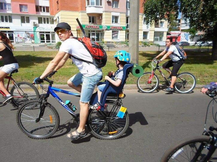 Велодень у Полтаві. Як це було (Фото, Відео), фото-5