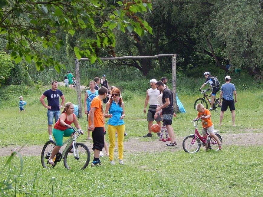 Велодень у Полтаві. Як це було (Фото, Відео), фото-9